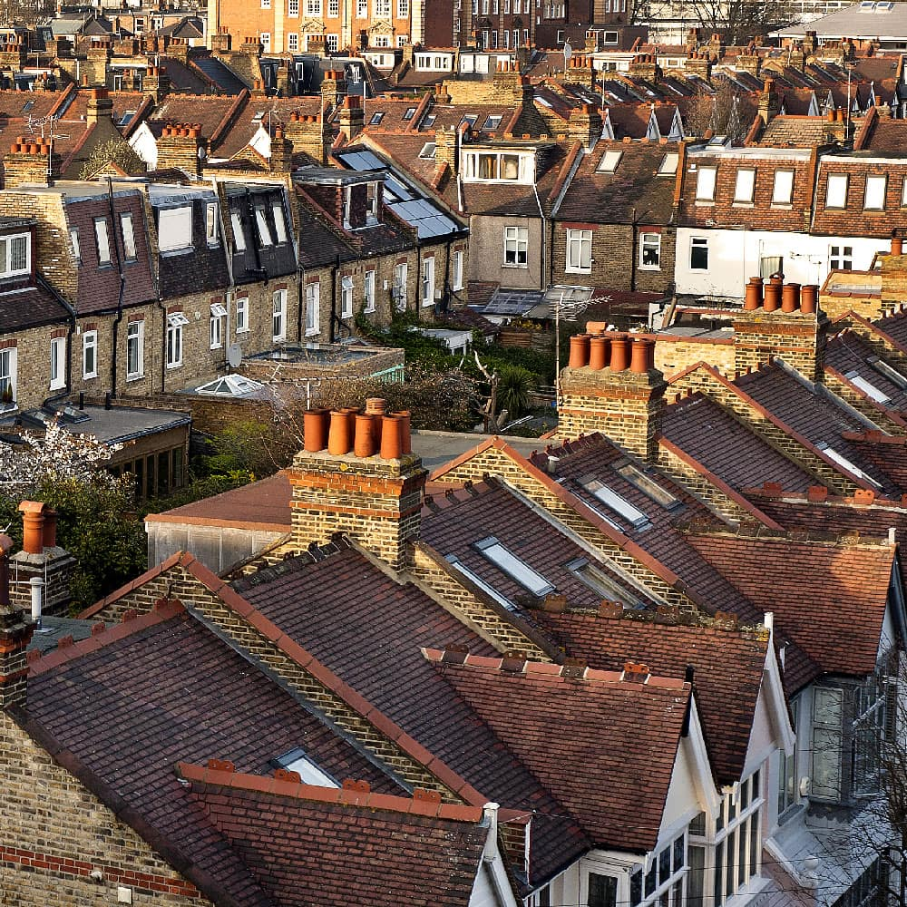 Roof Repairs Are Common For Older London Homes Gutter Roof Cleaning London