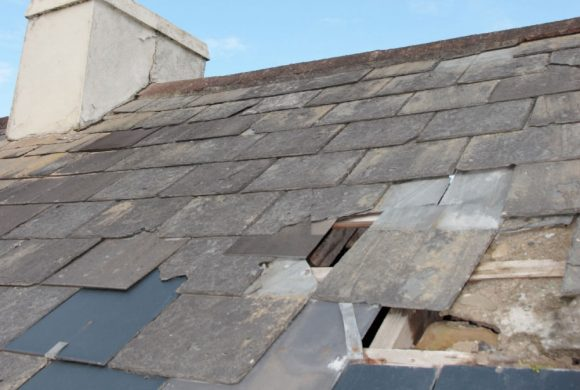 ROOF REPAIR & REPLACEMENT